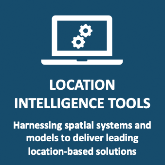 Location Intelligence Tools: Harnessing spatial systems and models to deliver leading location-based solutions